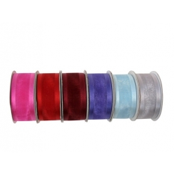 Satin Edge Ribbon- 38mm W x 23m L