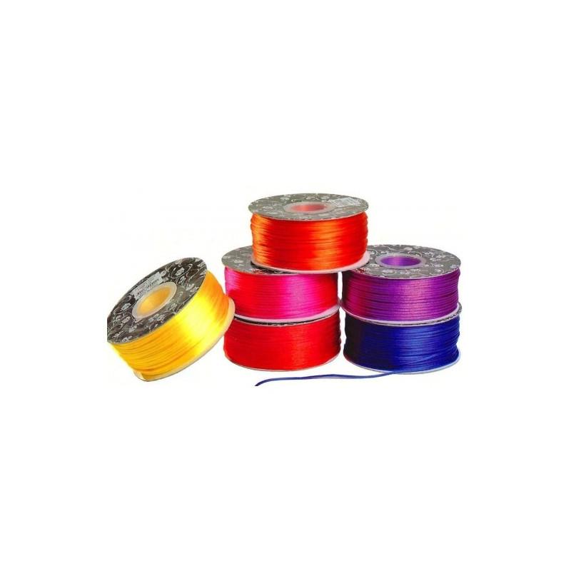 Coloured Cord- 2mm W x 100m L
