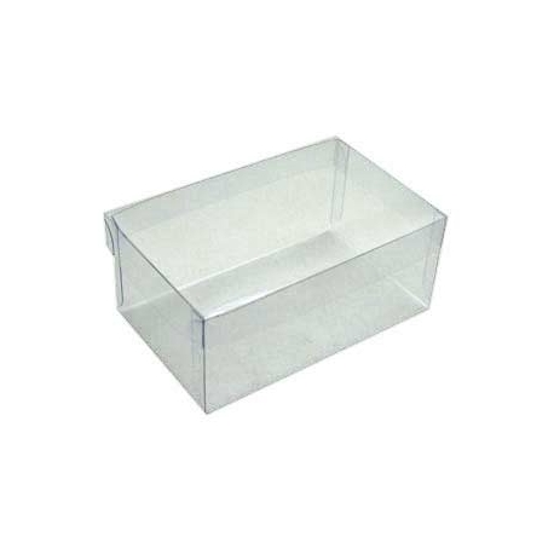 Rectangle PVC Base & Lid Set