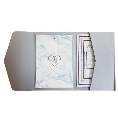 Tri Fold Envelope