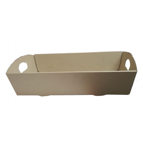 Large Hamper Tray- With Handles