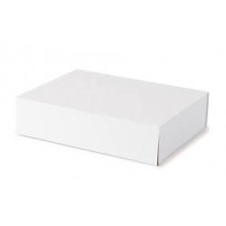 Rigid 1 piece box with magnetic closure- Medium (25 units minimum)