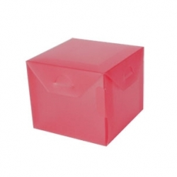 160mm Square Poly Gift Box BTS160