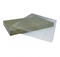 Gown Base (A3) Clear Acetate Lid