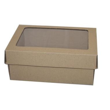 Eco Goblet Box Set with Window BWECO21W