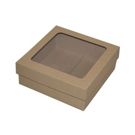 Eco Midi Short Box Set with Window