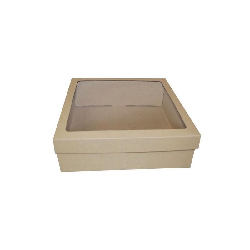Eco Large Flat Box Set with Window