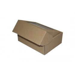 Eco 165mm Flip Box with Window