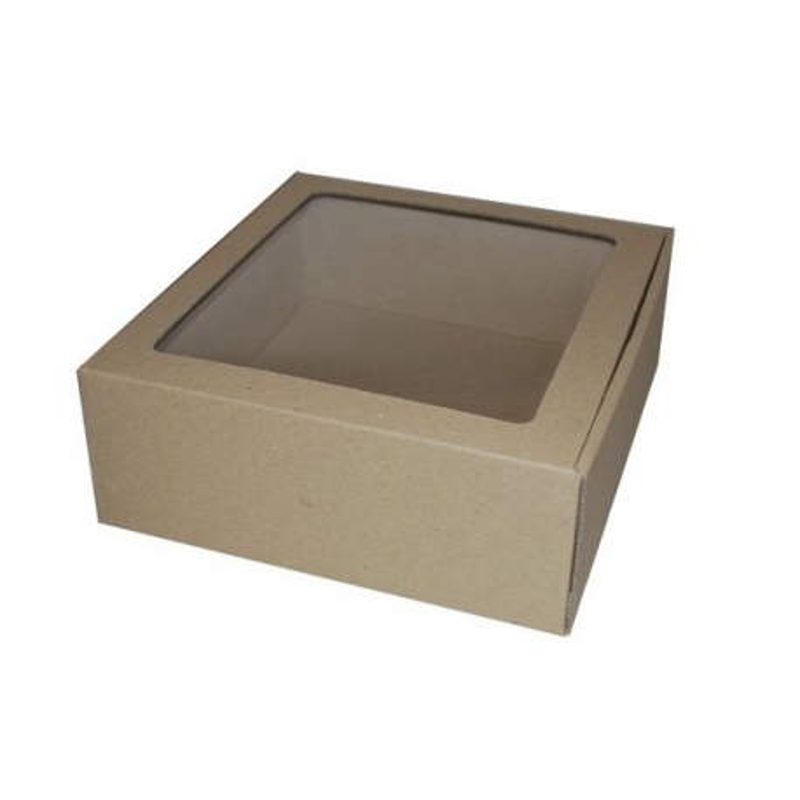 Eco 230mm Flip Box with Window