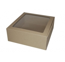 Eco 230mm Flip Box with Window