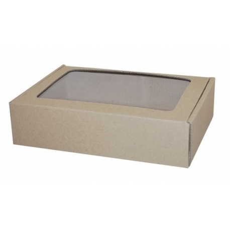 Eco 243mm Flip Box with Window