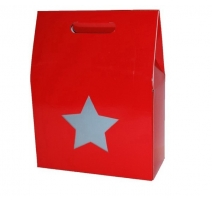 Gable Box - Star Cut Out