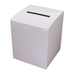 Ballot Box Sloped BWBS240
