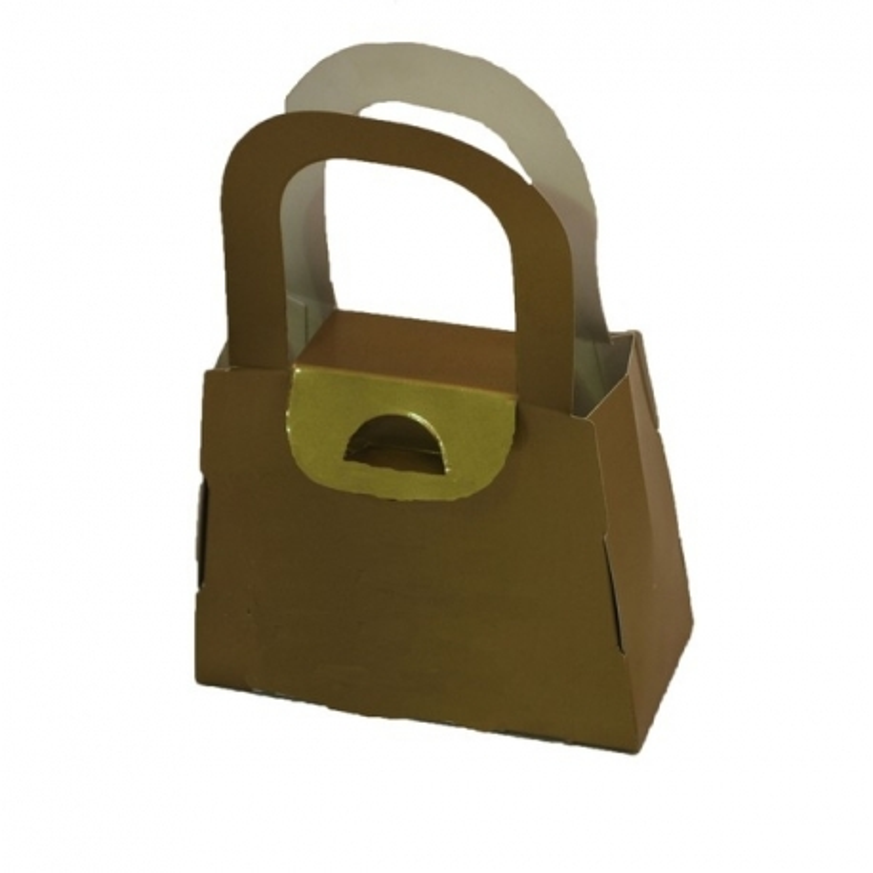 Mini Paperboard Handbag