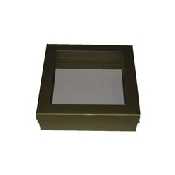 Tall Invitation Box with Window BPS170S50W