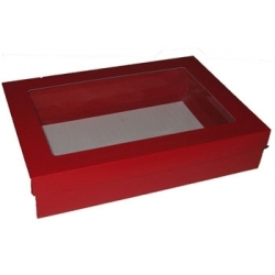 235mm Base + Lid Window Set