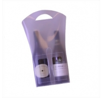 Double Wine Carry Pack - with Window